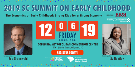 2019 South Carolina Summit on Early Childhood
