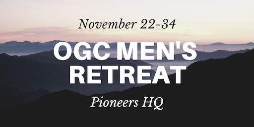 OGC Men's Retreat 2019