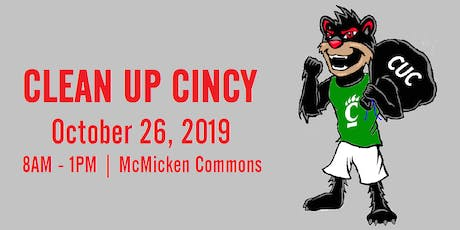 Clean Up Cincy tickets
