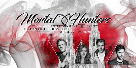 Mortal Hunters - Autographs Tickets