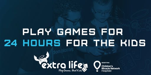 Grimshaw Municipal Library's Extra Life 2019