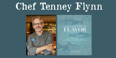 Chef Tenney Flynn tickets