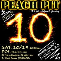 Peach Pit [late event]