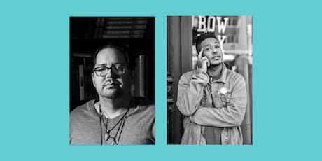 NBF Presents: Writing Survival – Brandon Hobson & Danez Smith tickets
