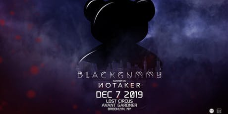 BlackGummy tickets