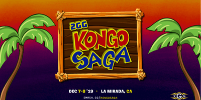 2GG: Kongo Saga - Smash Ultimate Tournament