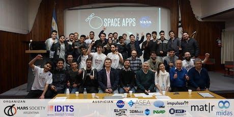 NASA Space Apps Challenge Mendoza 2019 entradas