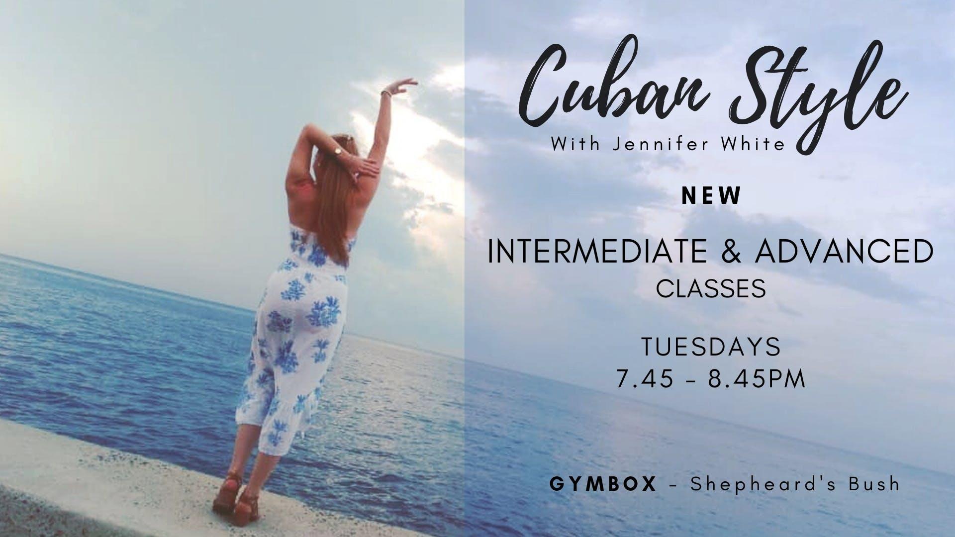 AUTUMN EDITION - Ladies Cuban Styling - Intermediate & Advanced