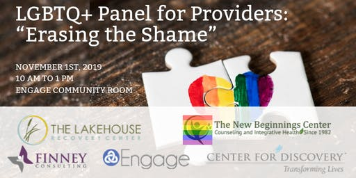 LGBTQ+ Panel