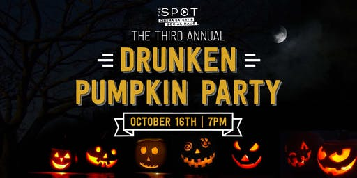Drunken Pumpkin Party