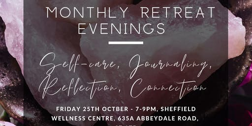 Womens 'Innately Divine' Monthly Retreat Evening