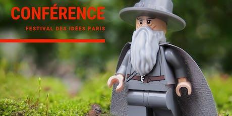 Tolkien : pourquoi le merveilleux ? / #Festival des idées Paris billets