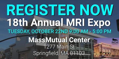 18th Annual MRI Expo tickets