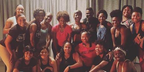 Afro-Fusion / Kukuwa Dance Fitness  tickets