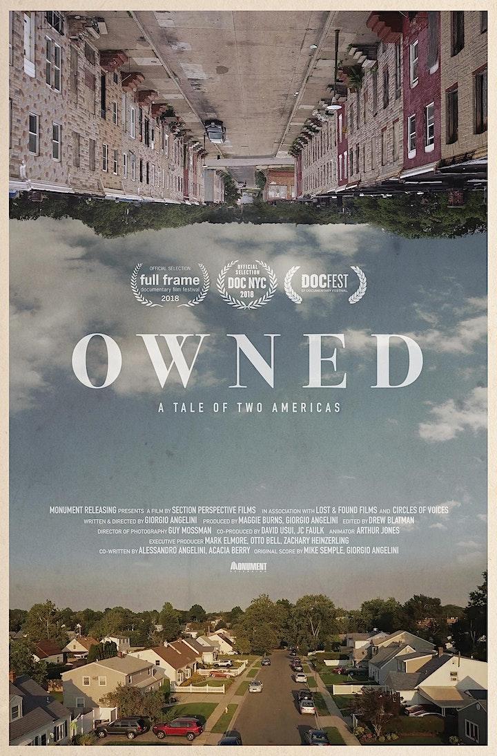 Free Film Screening: Owned image