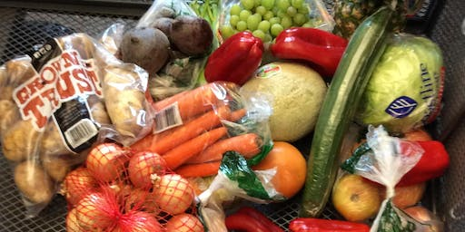 Good Food Box Canmore (October 2019) - GENERAL PRICING OPTION
