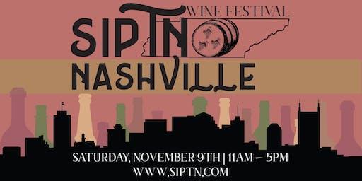 2019 SipTN Wine Festival