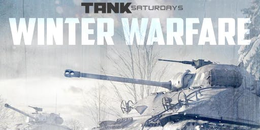 TANK SATURDAY: Winter Warfare