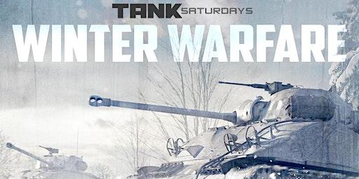 TANK SATURDAY: Winter Warfare