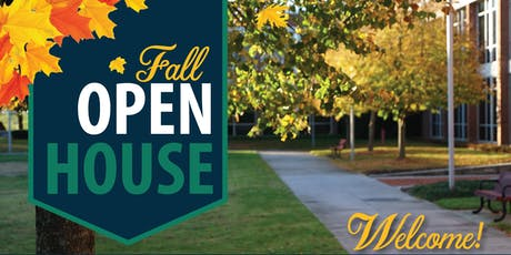 Northeast State Fall Open House tickets