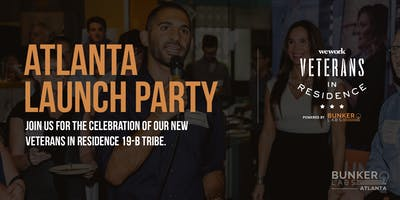 Atlanta Launch Party: Veterans in Residence powered by Bunker Labs