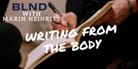 Writing From The Body tickets