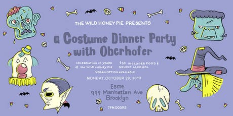 A Costume Dinner Party with Oberhofer tickets