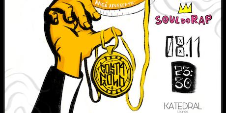 Costa Gold • Soul do Rap ingressos