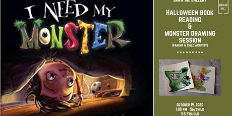 Monster Mash- 3-5 yrs old tickets