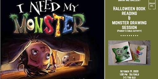 Monster Mash- 3-5 yrs old