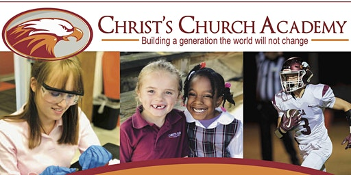 Christ's Church Academy 2020-2021 School Year Informational Meeting