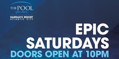 Dee Jay Silver   Epic Saturdays at The Pool REDUCED Guestlist