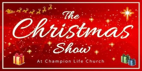 Altoona's Christmas Show - 2019 tickets