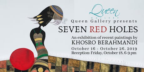 Seven Red Holes -  Art Exhibition Reception tickets