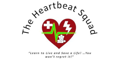 AHA Heartsaver Class - First Aid/CPR/AED  (Class on October 29, 2019) tickets
