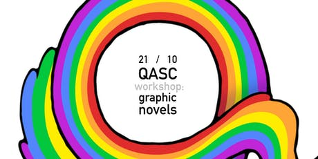 QASC Workshop: Graphic Novels (Monthly) | 1 tickets