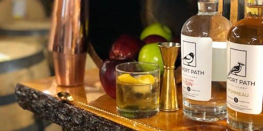 Mixology Class   Fall Cocktails
