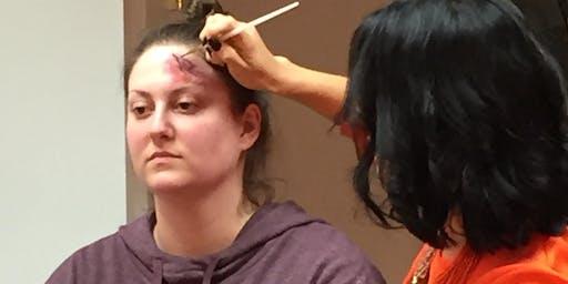 Class: Halloween Makeup