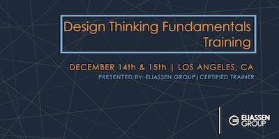 Design Thinking Fundamentals (DTF Certification) - Los Angeles