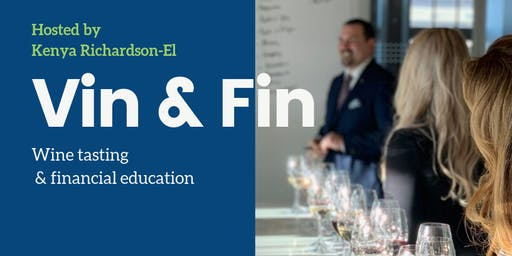 Vin & Fin: Wine Tasting and Financial Education
