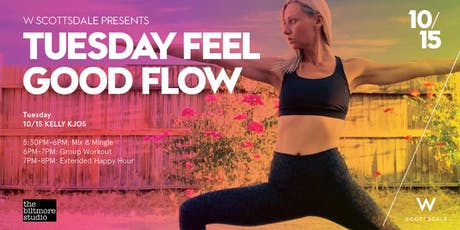 Tuesday Feel Good Flow tickets
