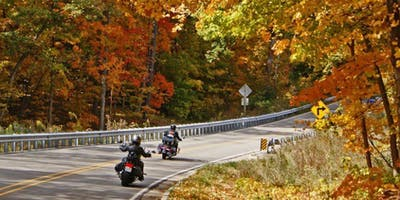 Lake to Lake Fall Colors Ride