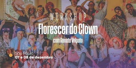 Workshop Florescer do Clown | São Paulo ingressos