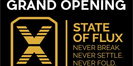State Of Flux Launch Party tickets