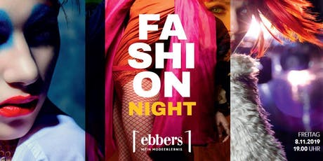 Fashion Night Tickets