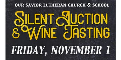 Our Savior Lutheran Silent Auction