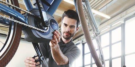 Bosch eBike Systems Technical Training – Quebec City, QC billets