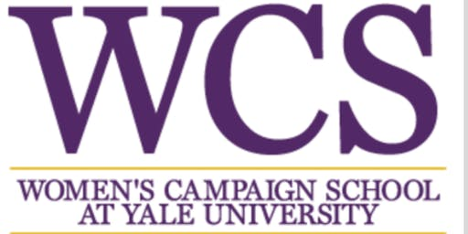 An Evening with Patti Russo,  Women's Campaign School at Yale