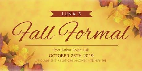 Nursing Fall Semi-Formal tickets