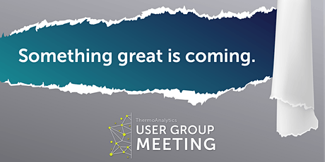 ThermoAnalytics 2020 User Group Meeting tickets